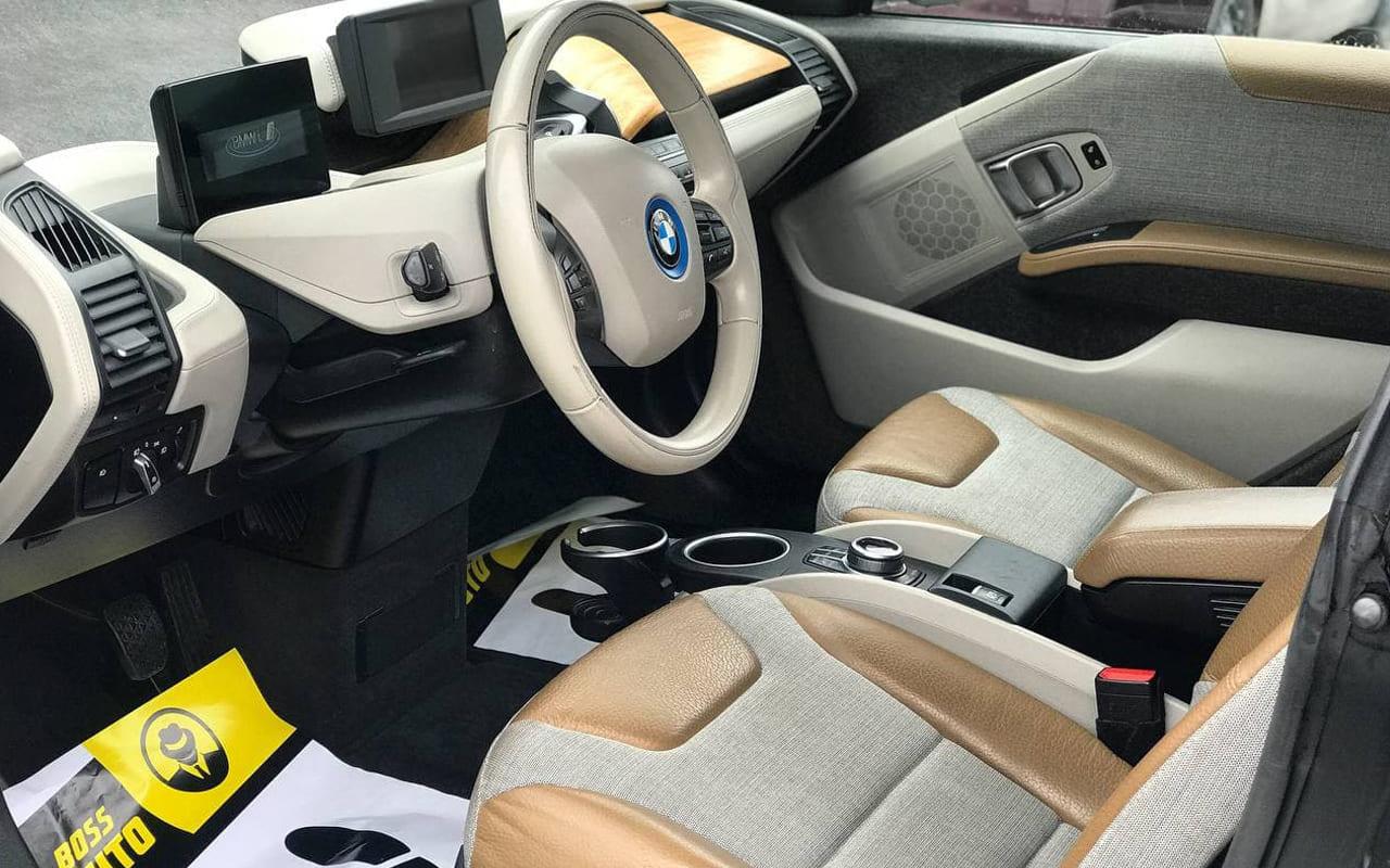 BMW I3 Rex 2017 фото №8