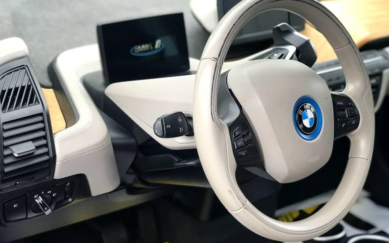 BMW I3 Rex 2017 фото №9