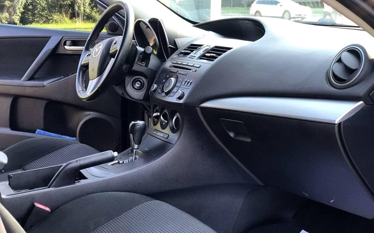 Mazda 3 2012 фото №12