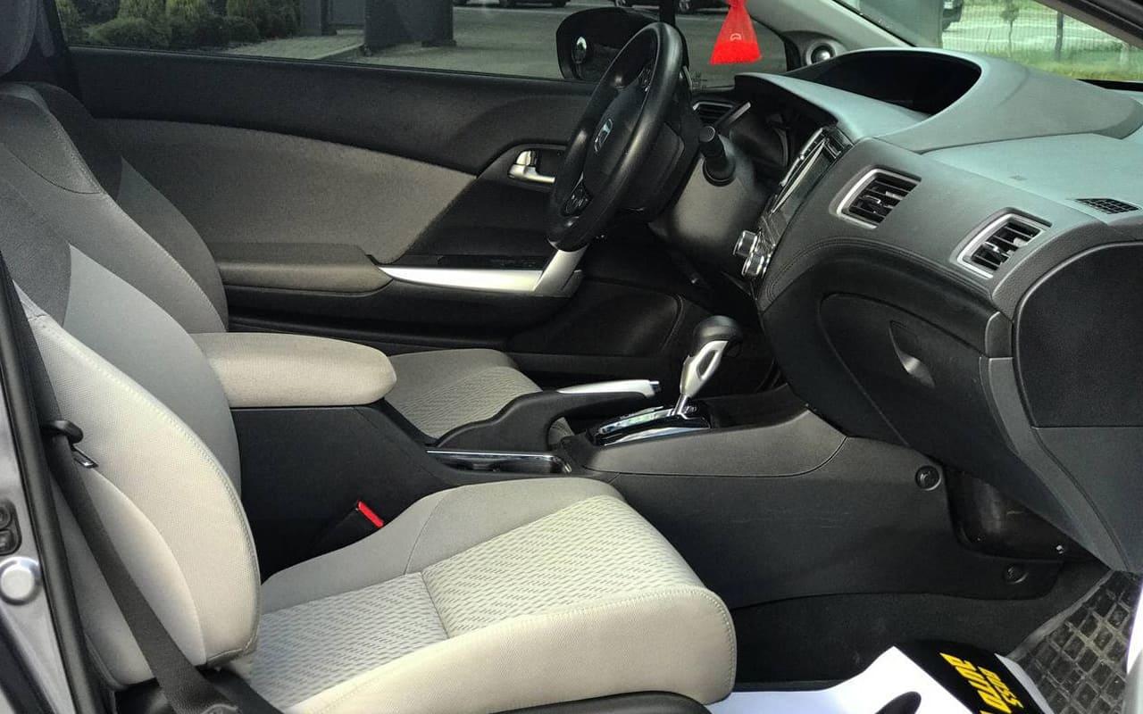 Honda Civic Coupe Ex 2015 фото №17