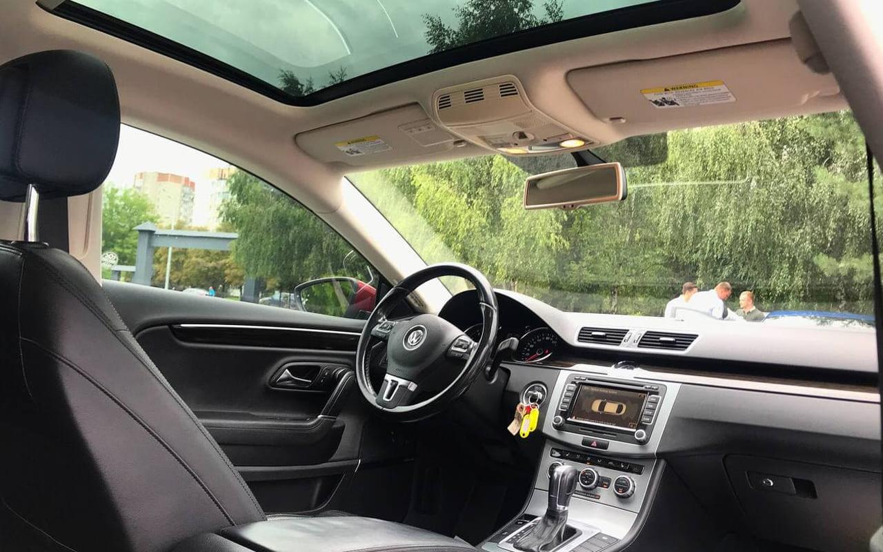 Volkswagen CC Executive 4Motion 2013 фото №16