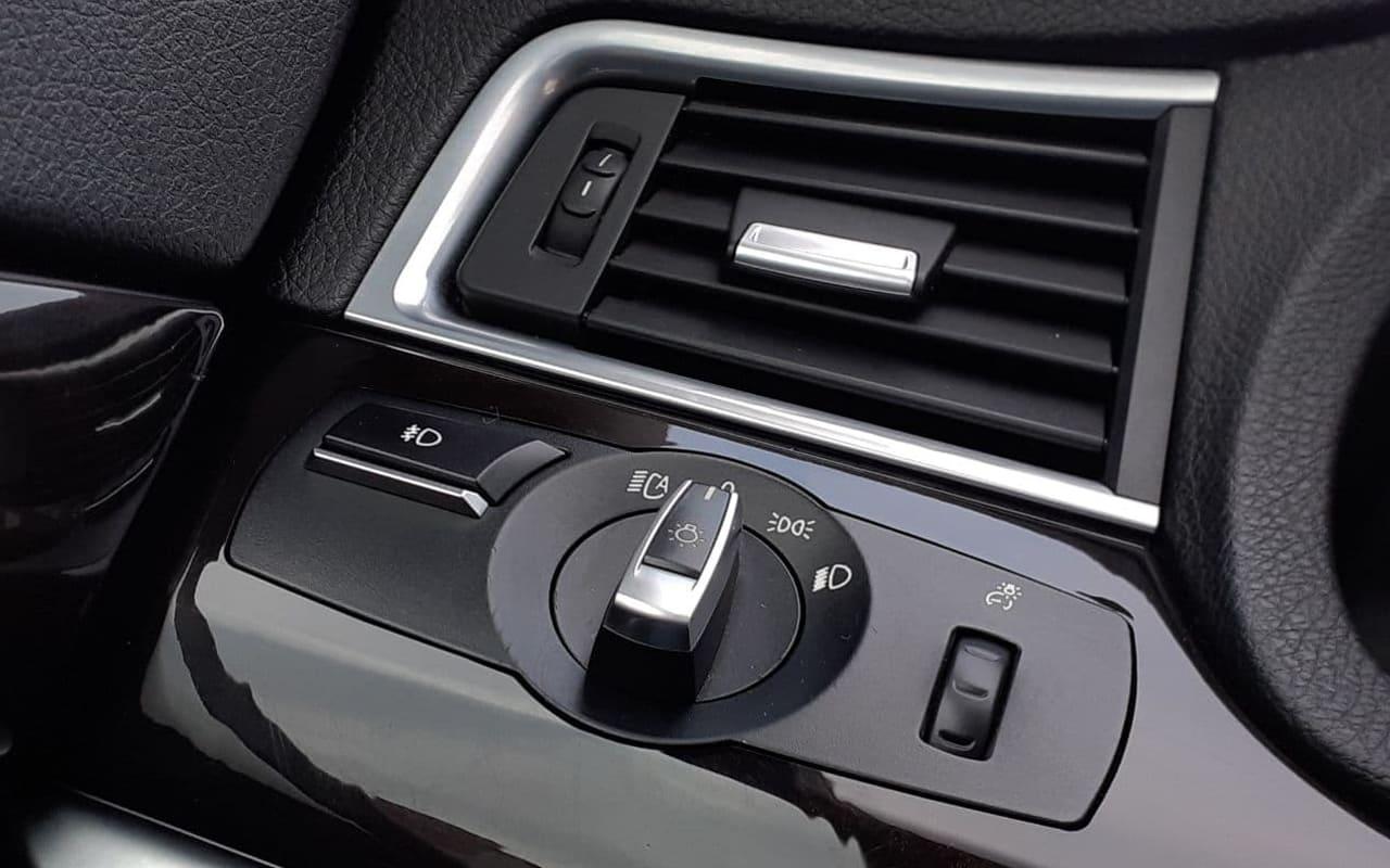 BMW 535 GT 2011 фото №17