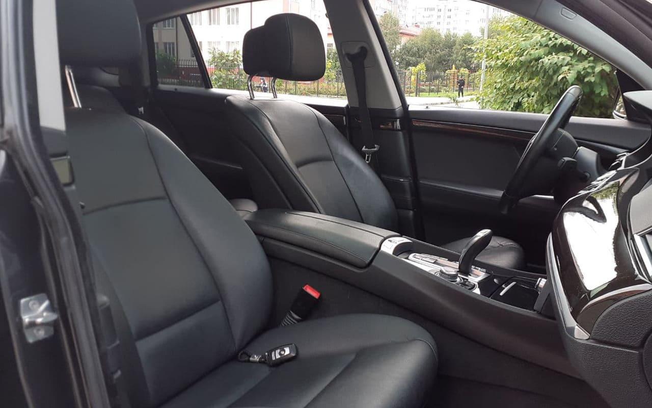 BMW 535 GT 2011 фото №18