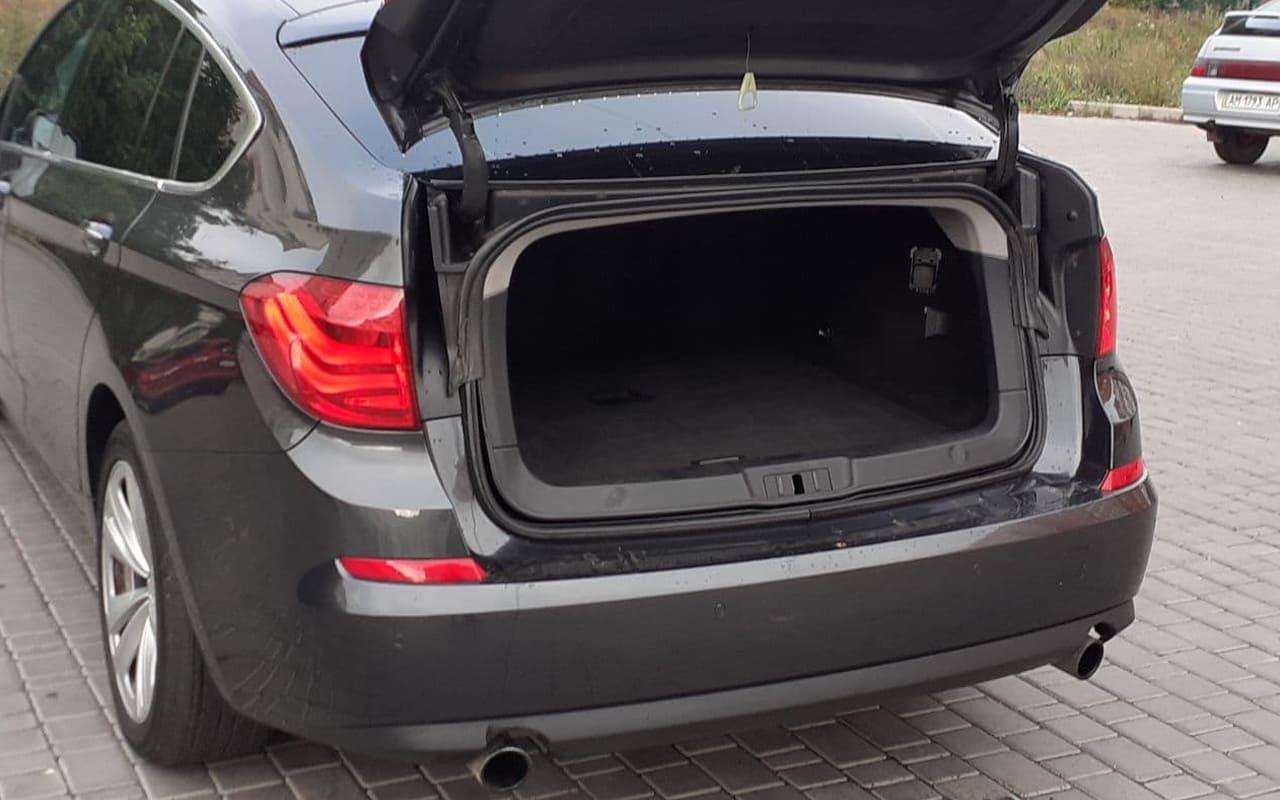 BMW 535 GT 2011 фото №20