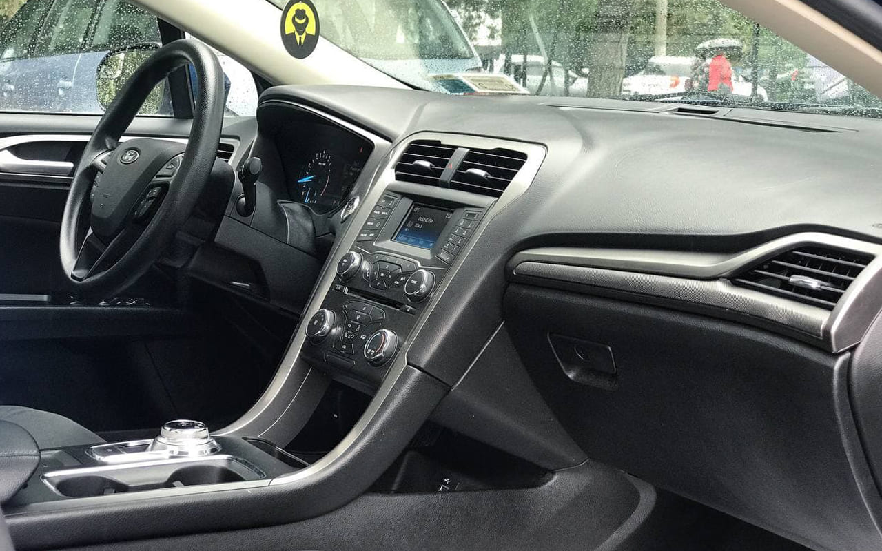 Ford Fusion Se 2016 фото №16