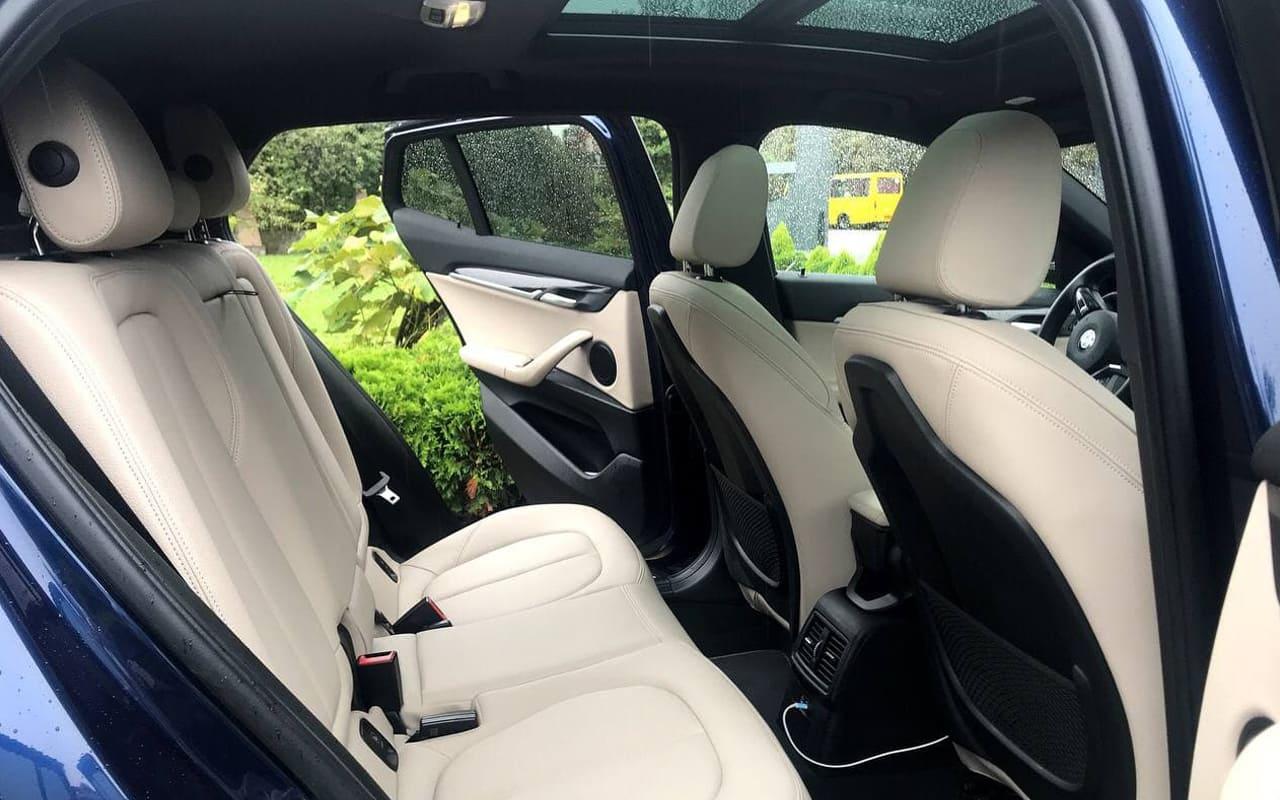 BMW X2 28i 2018 фото №17