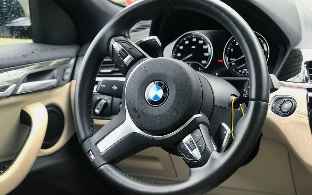 BMW X2 28i 2018 фото №20