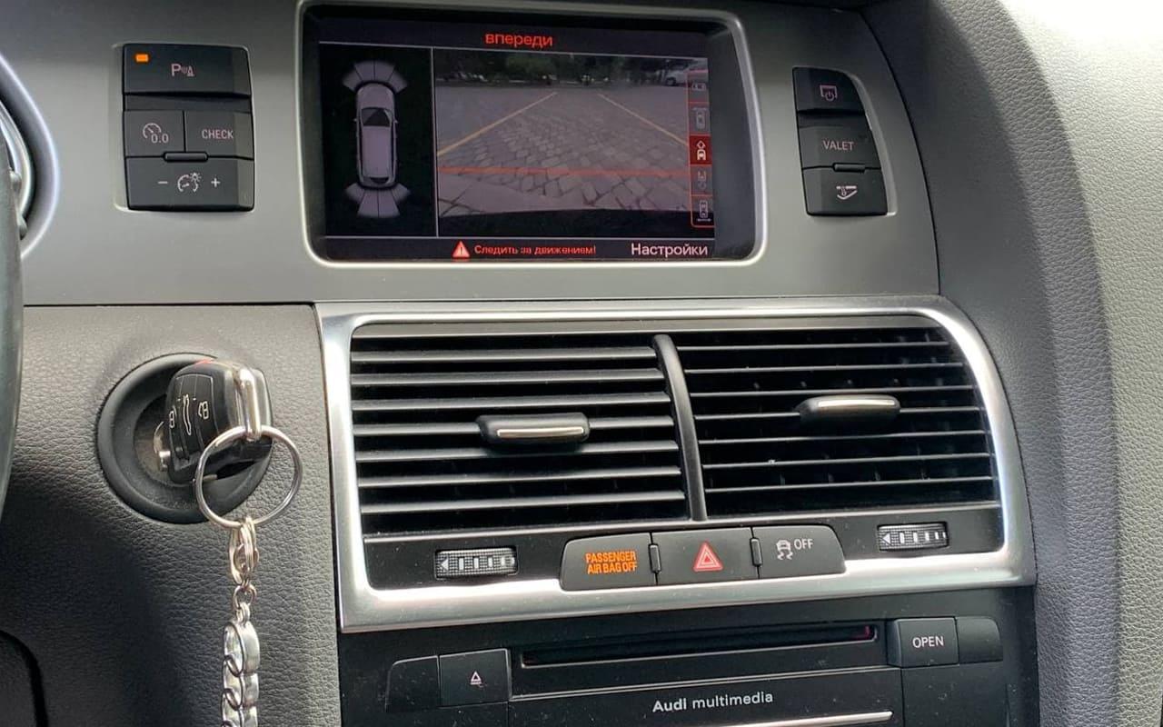 Audi Q7 Premium 2013 фото №16