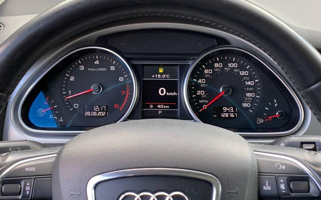 Audi Q7 Premium 2013 фото №18