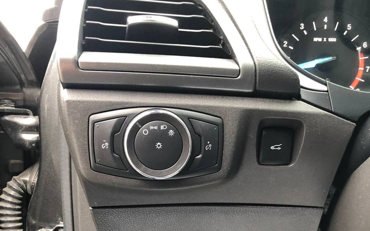 Ford Fusion Se 2016 фото №18