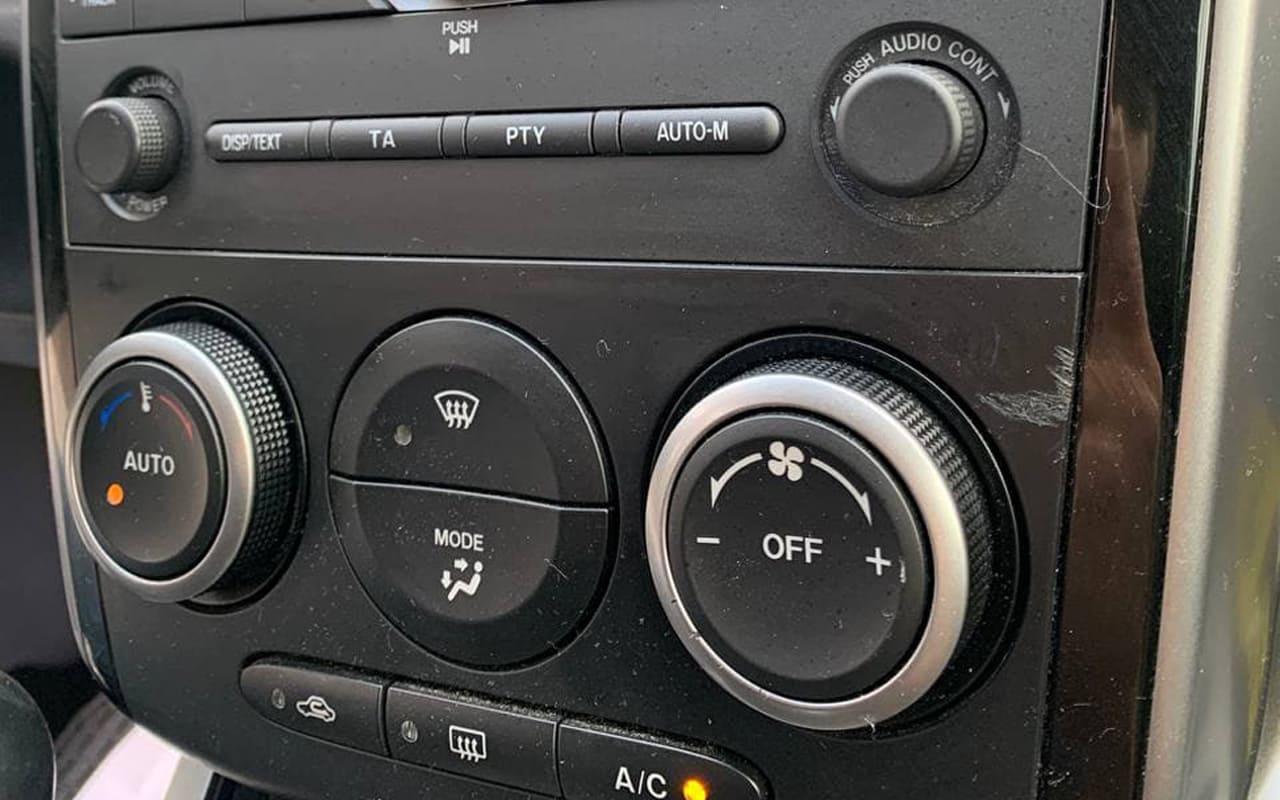 Mazda CX-7 2011 фото №14