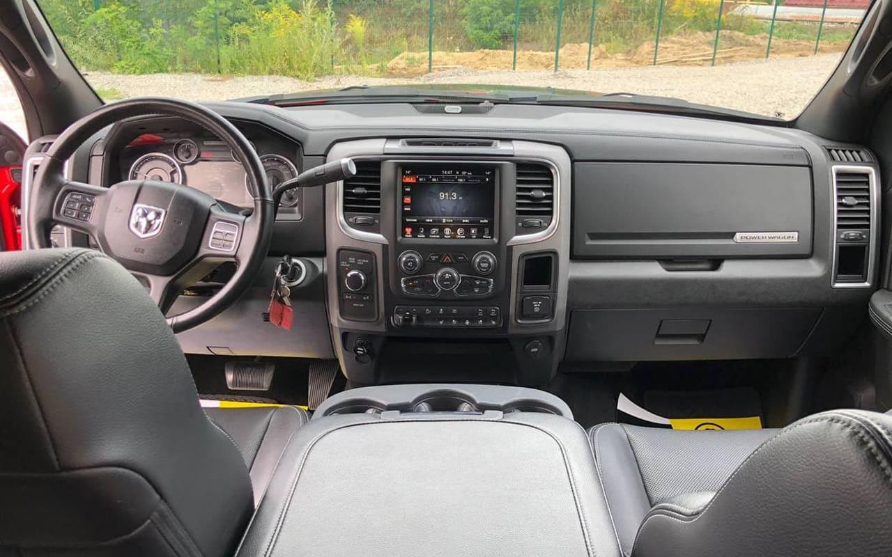 Dodge RAM 2500 Powerwagon 2017 фото №13