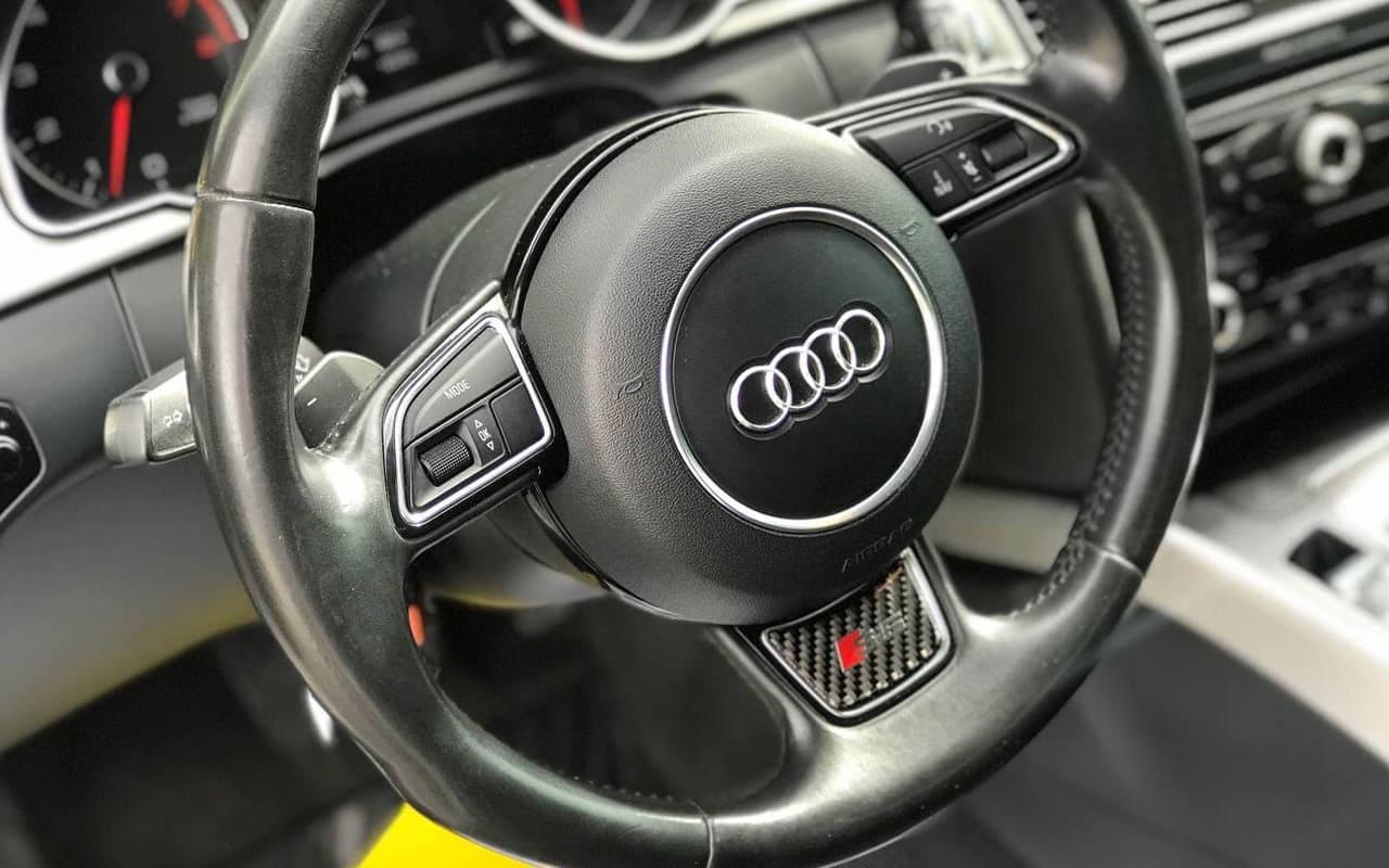 Audi A5 2011 фото №18