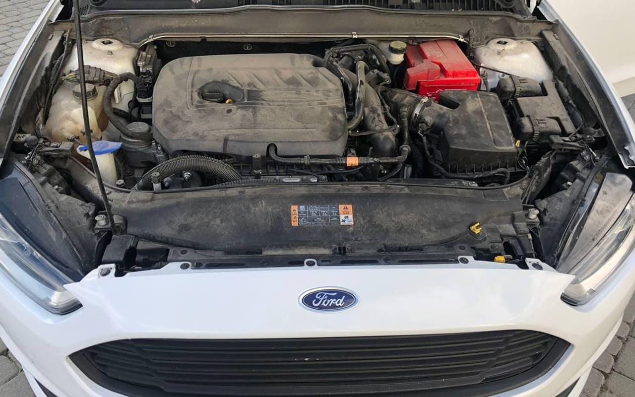 Ford Fusion 2014 фото №20