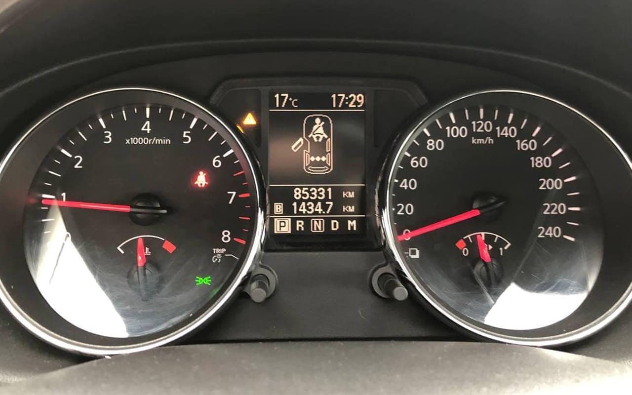 Nissan Qashqai 2011 фото №16