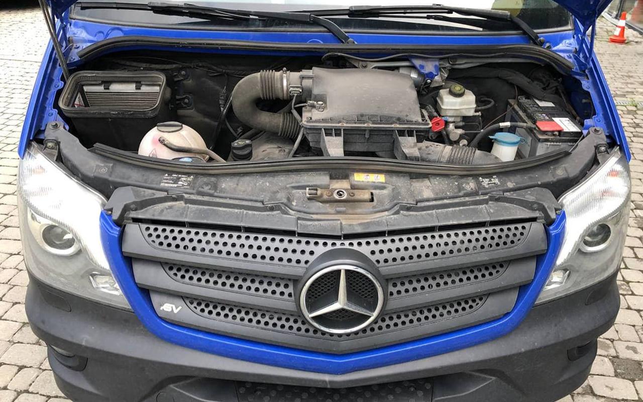 Mercedes-Benz Sprinter 2016 фото №20