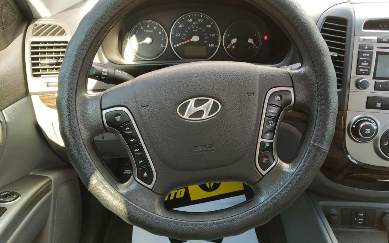Hyundai Santa FE Gls 2011 фото №18