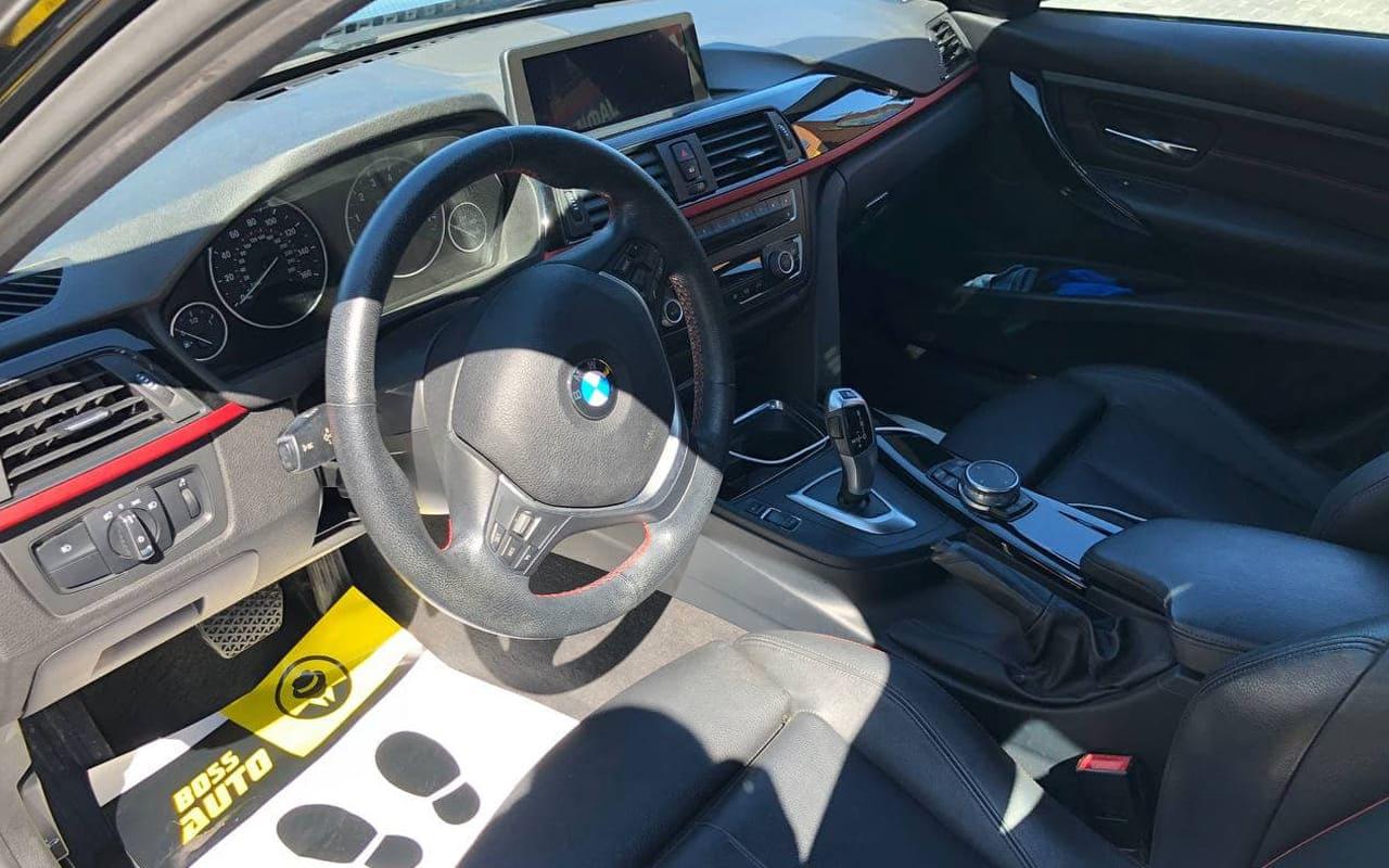 BMW 328 Xi 2014 фото №17