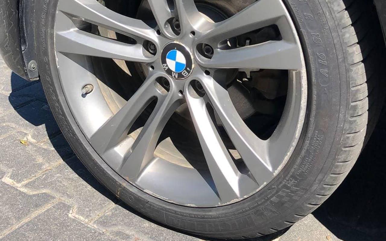 BMW 328 Xi 2014 фото №19