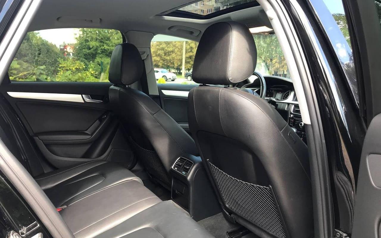 Audi A4 Premium 2016 фото №20