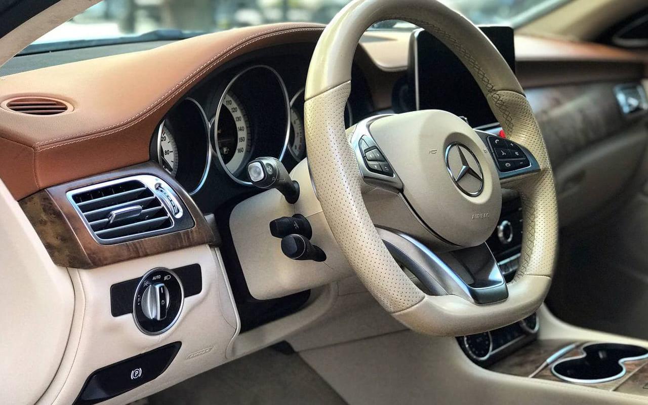 Mercedes-Benz CLS 400 2016 фото №16