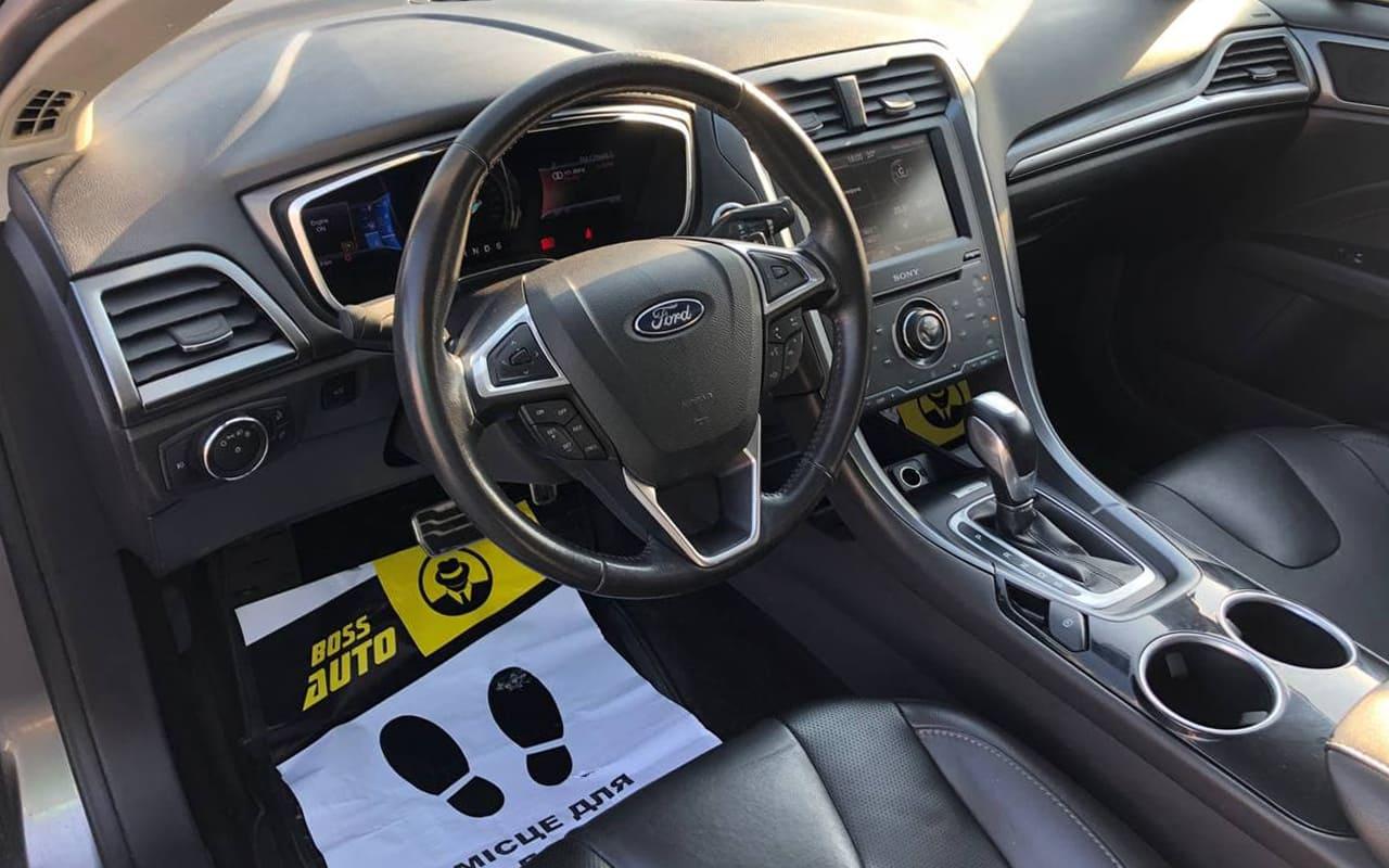Ford Fusion 2012 фото №14