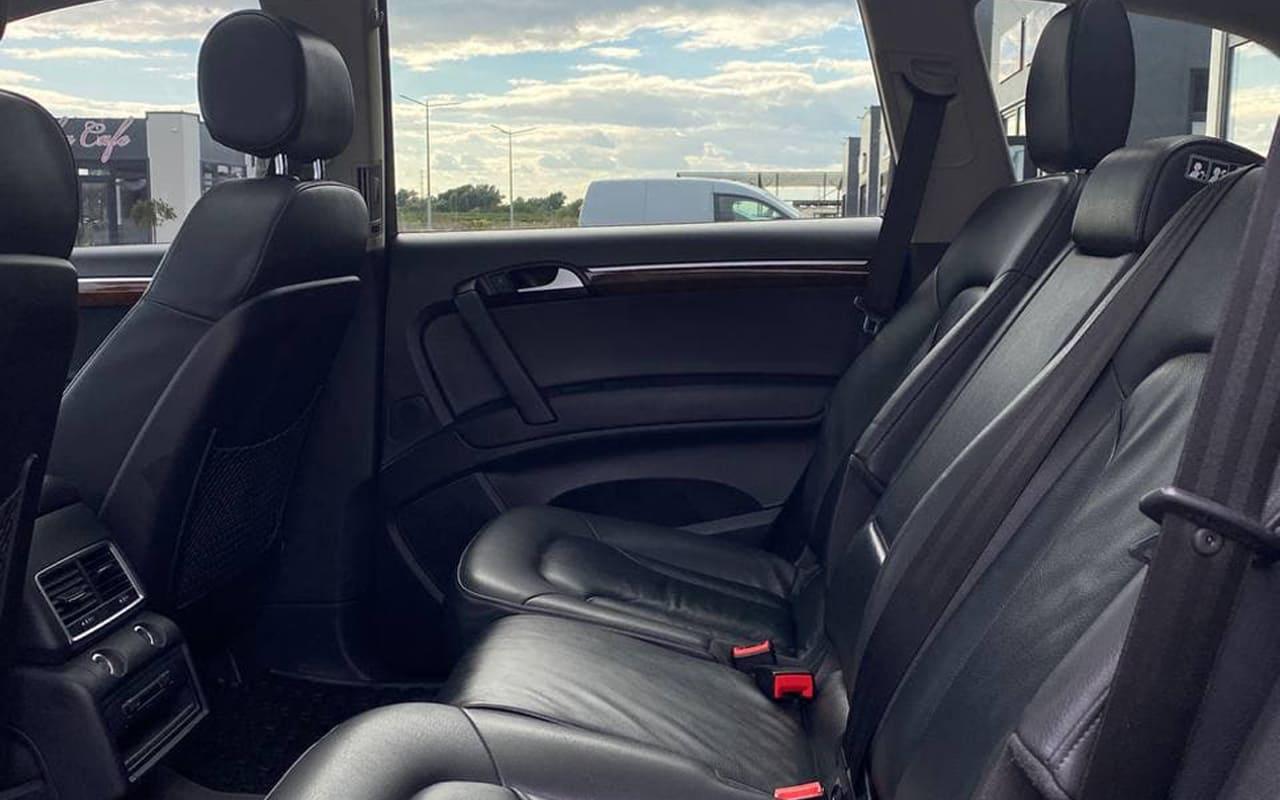 Audi Q7 2015 фото №13