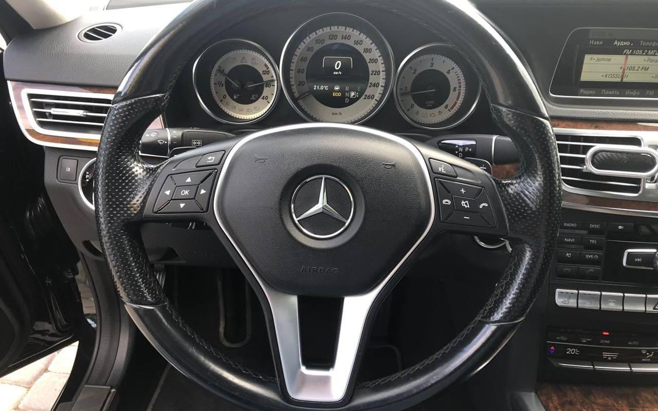 Mercedes-Benz E 250 2014 фото №16