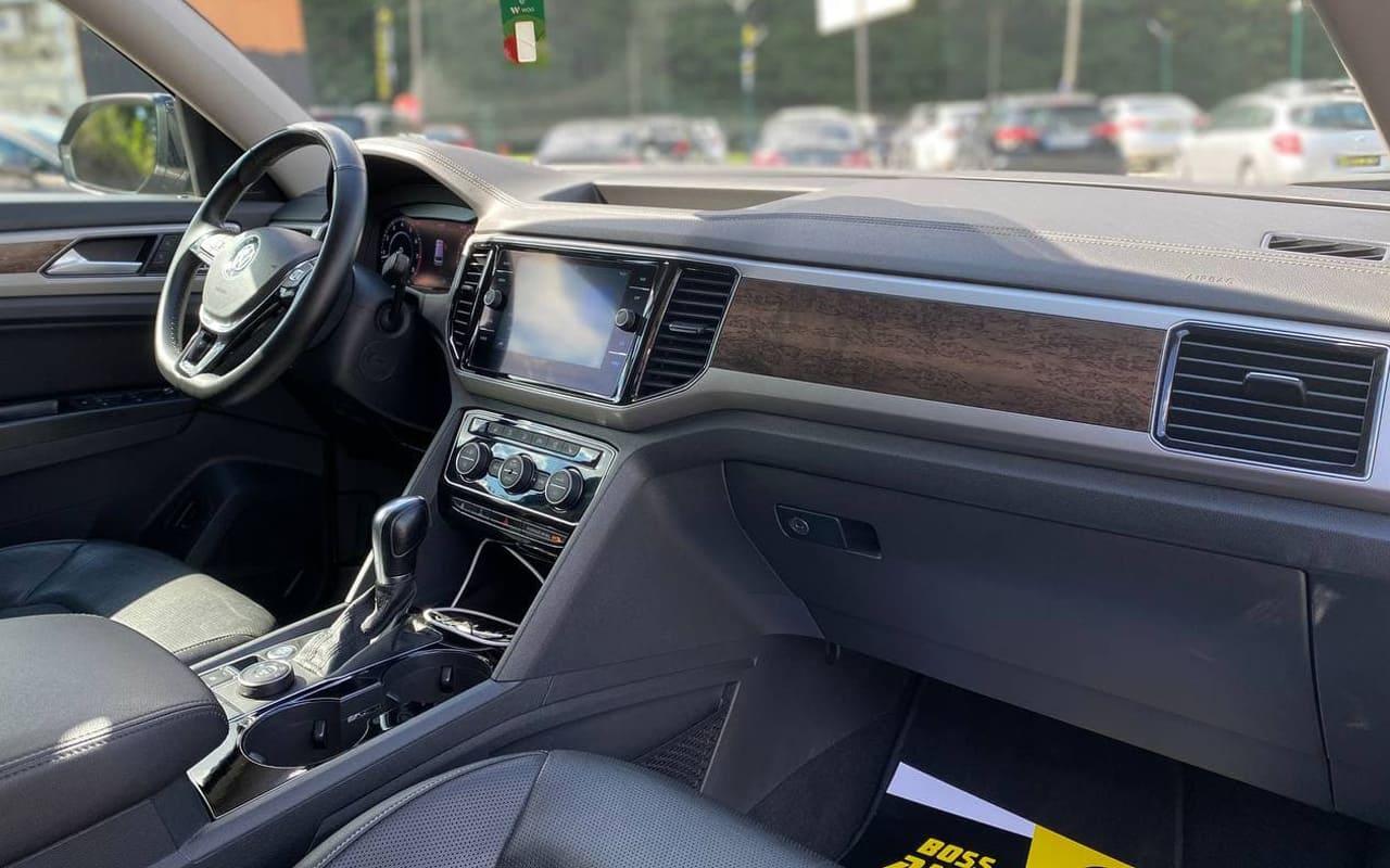 Volkswagen Atlas Sel 2019 фото №18