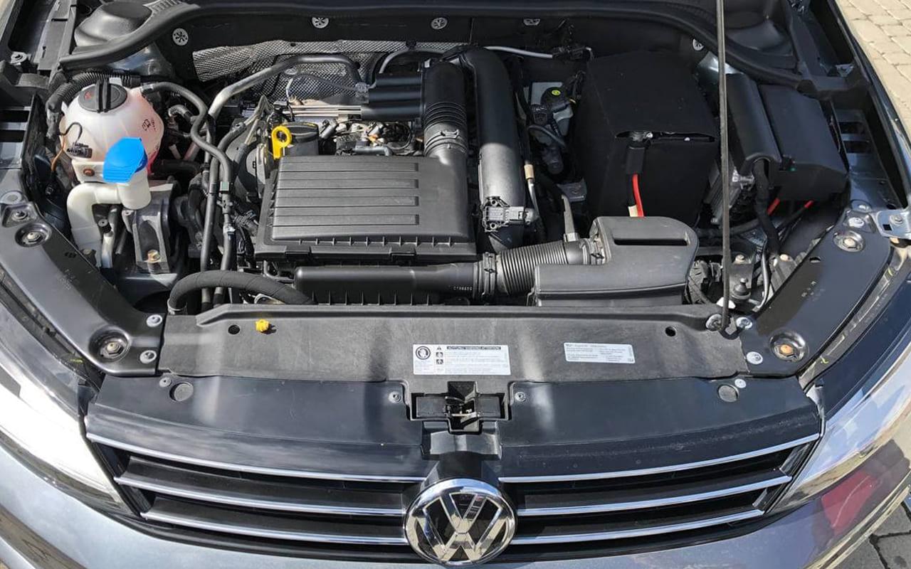 Volkswagen Jetta S 2017 фото №20