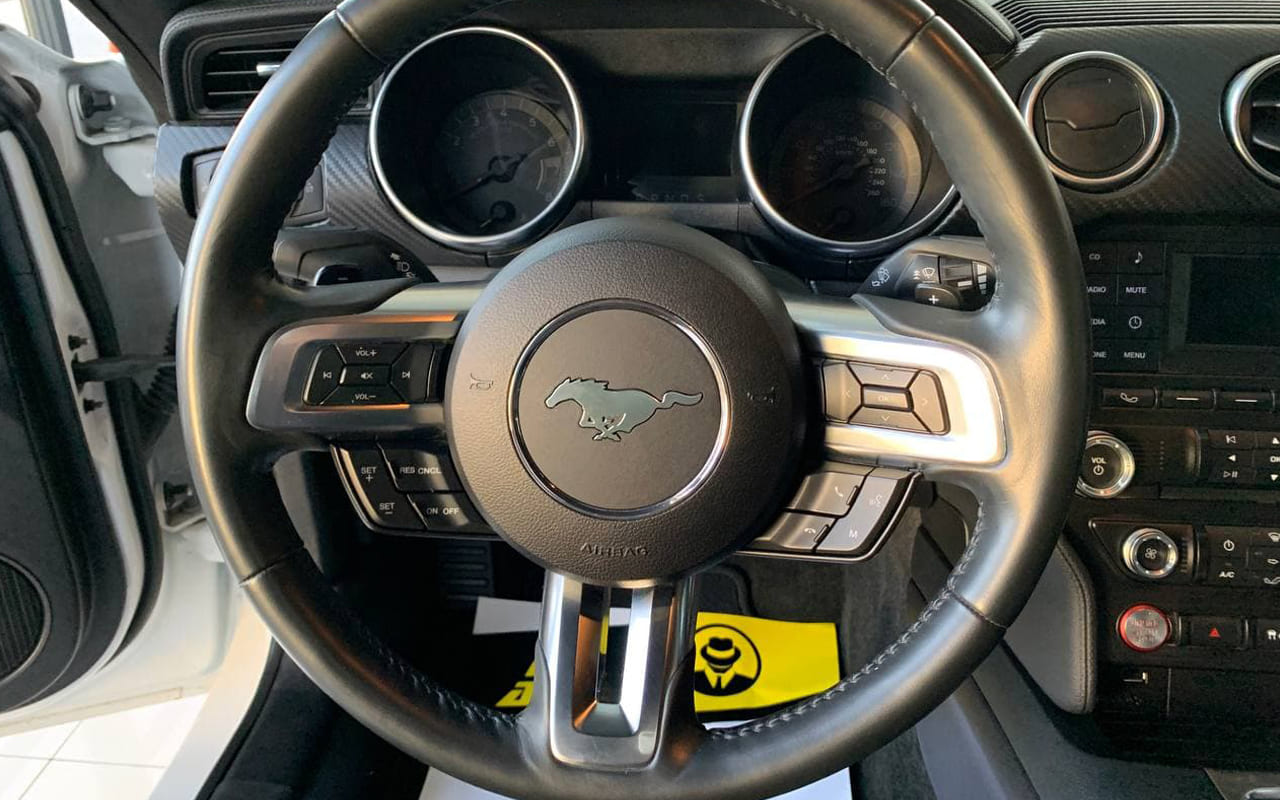 Ford Mustang 2018 фото №17
