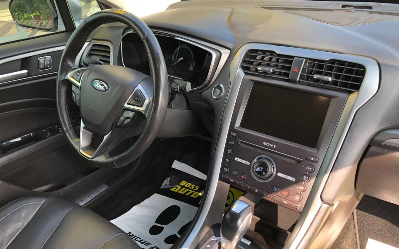 Ford Fusion Titanium 2015 фото №16