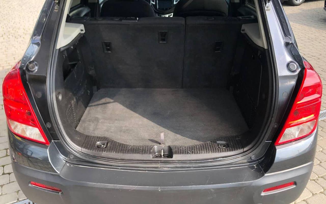 Chevrolet Trax 2016 фото №18
