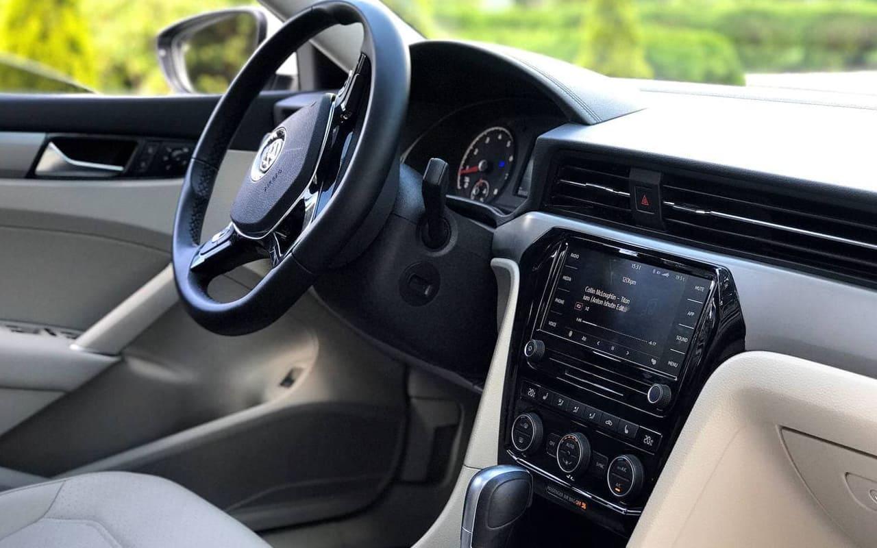 Volkswagen Passat SE 2019 фото №14