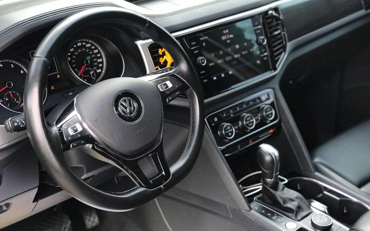 Volkswagen Atlas SEL 2017 фото №18