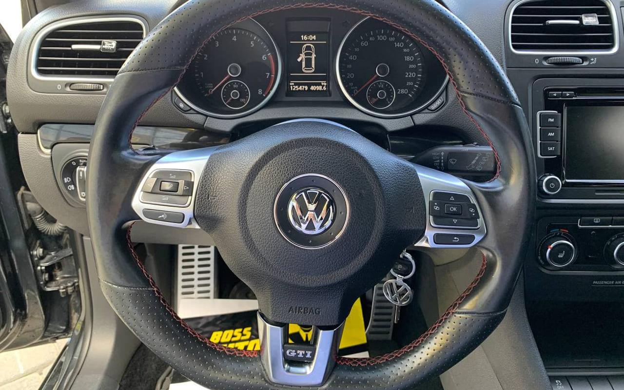 Volkswagen Golf GTI 2011 фото №17