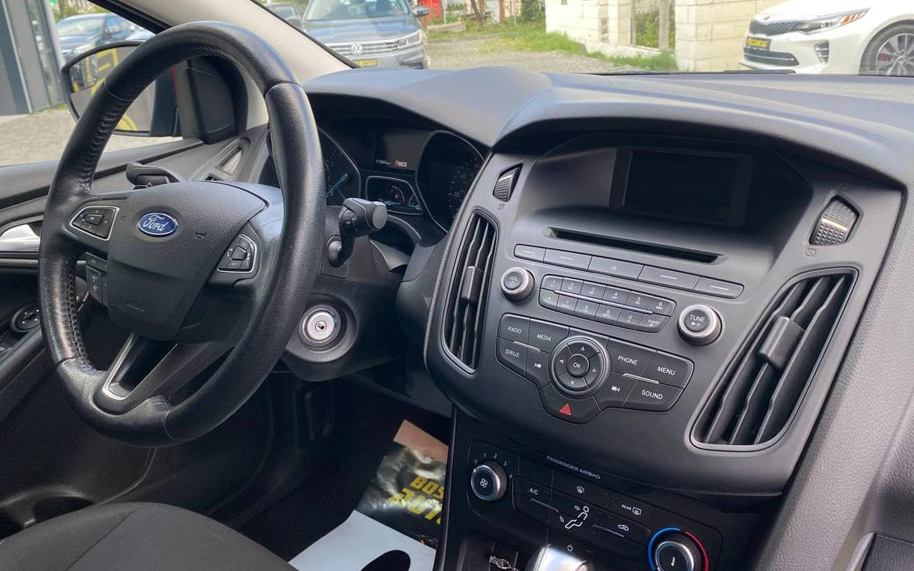 Ford Focus Se 2016 фото №16