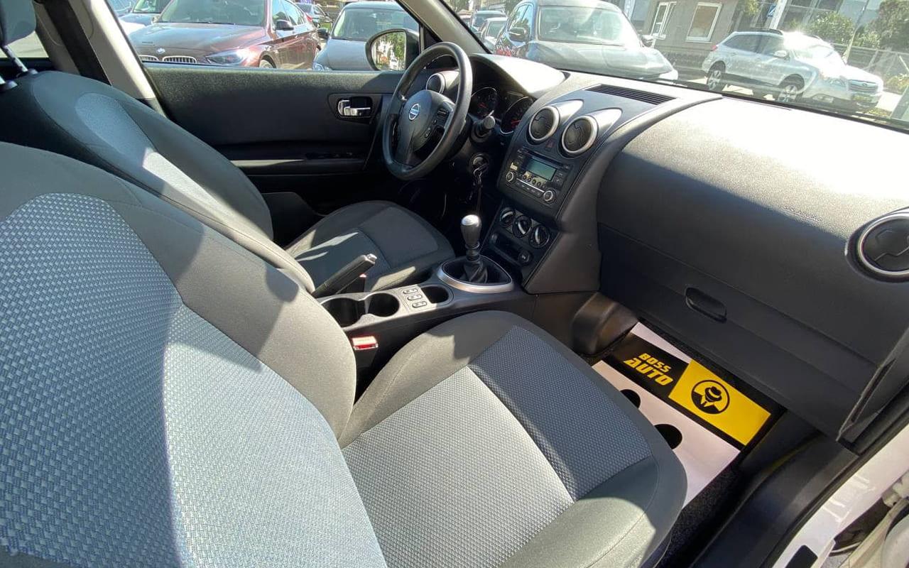 Nissan Qashqai 2013 фото №16