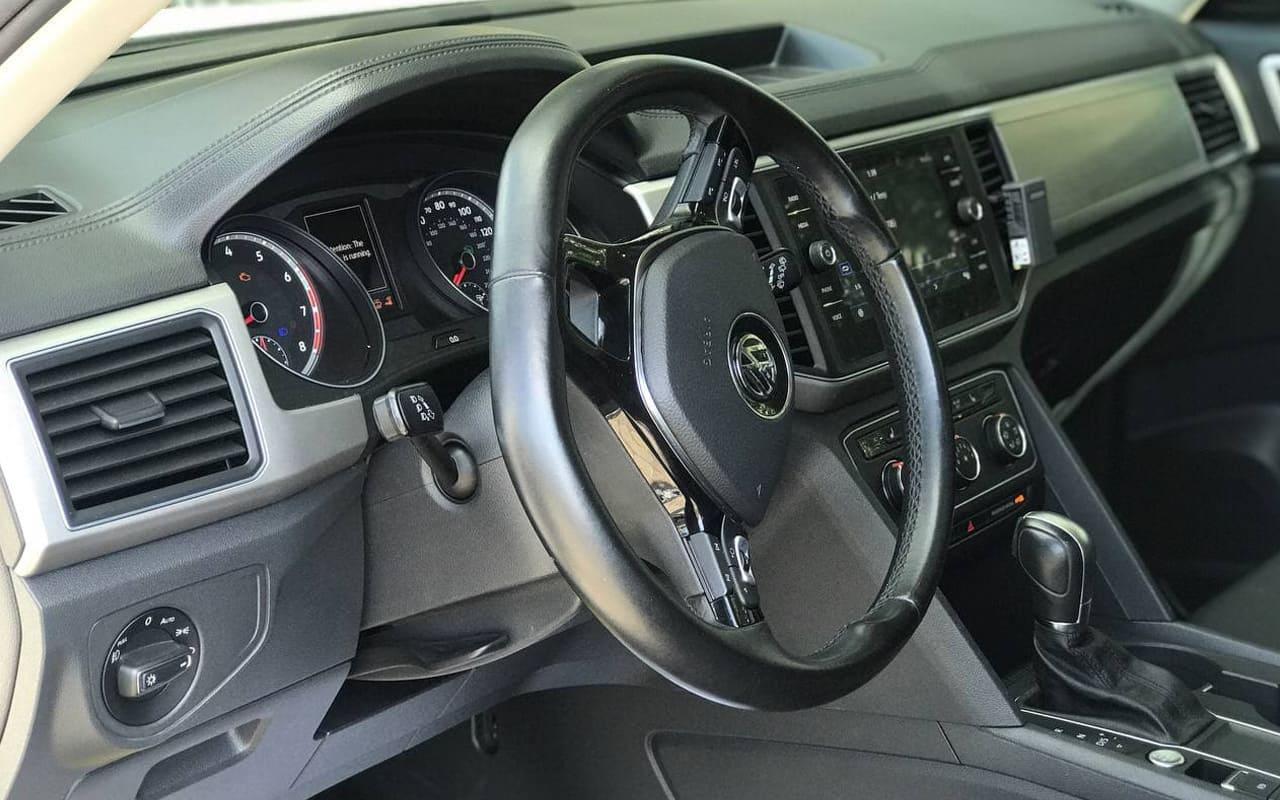 Volkswagen Atlas SE 2018 фото №20