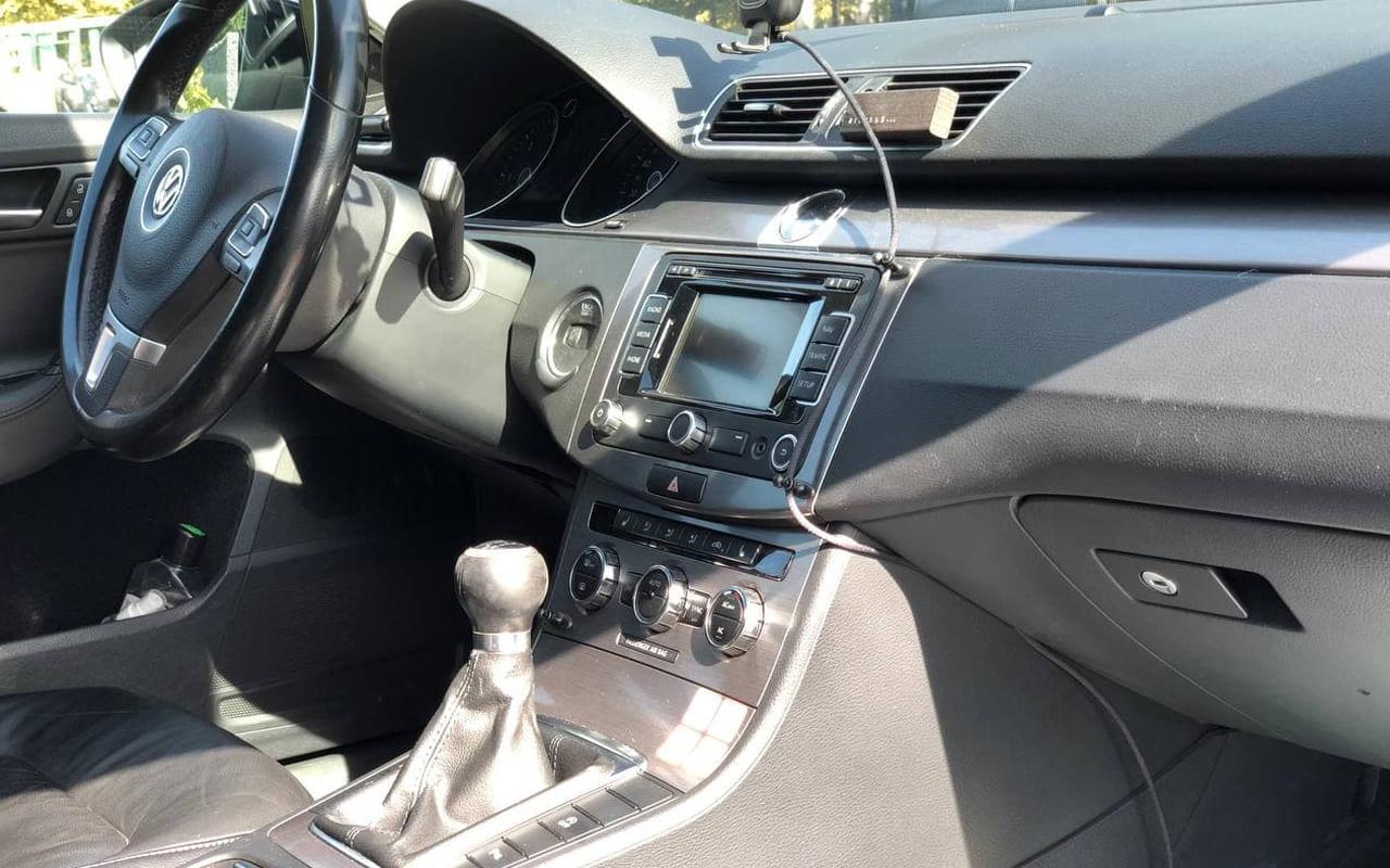 Volkswagen Passat TDI 2012 фото №14