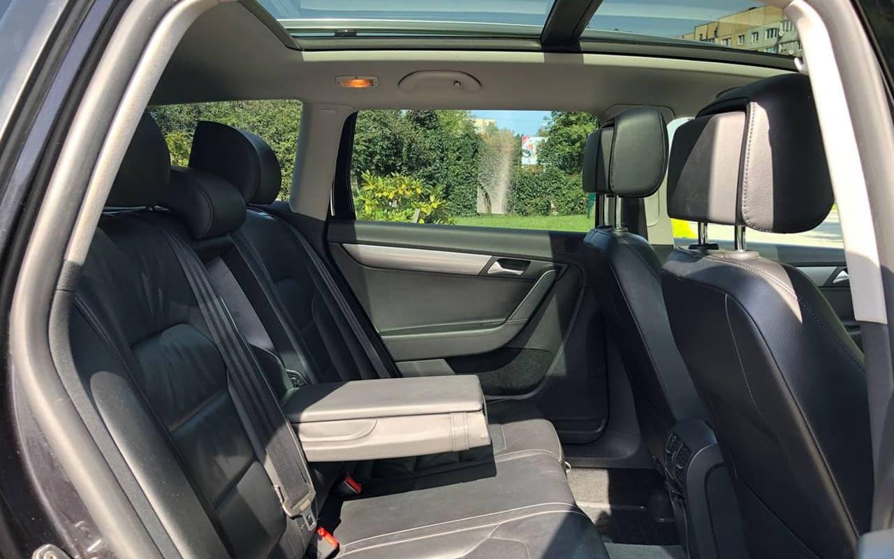 Volkswagen Passat TDI 2012 фото №17