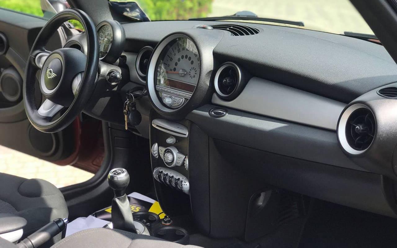 MINI Cooper S 2008 фото №13