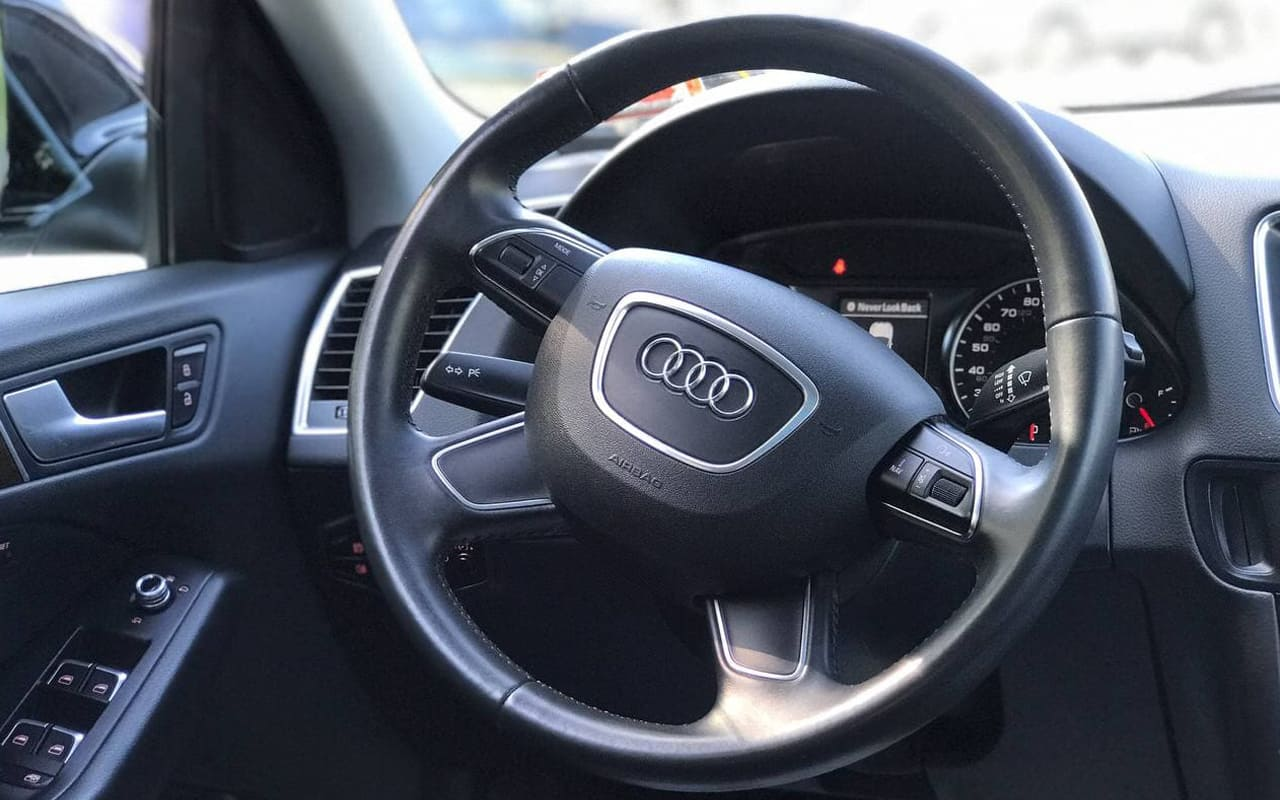 Audi Q5 Premium Plus 2013 фото №16