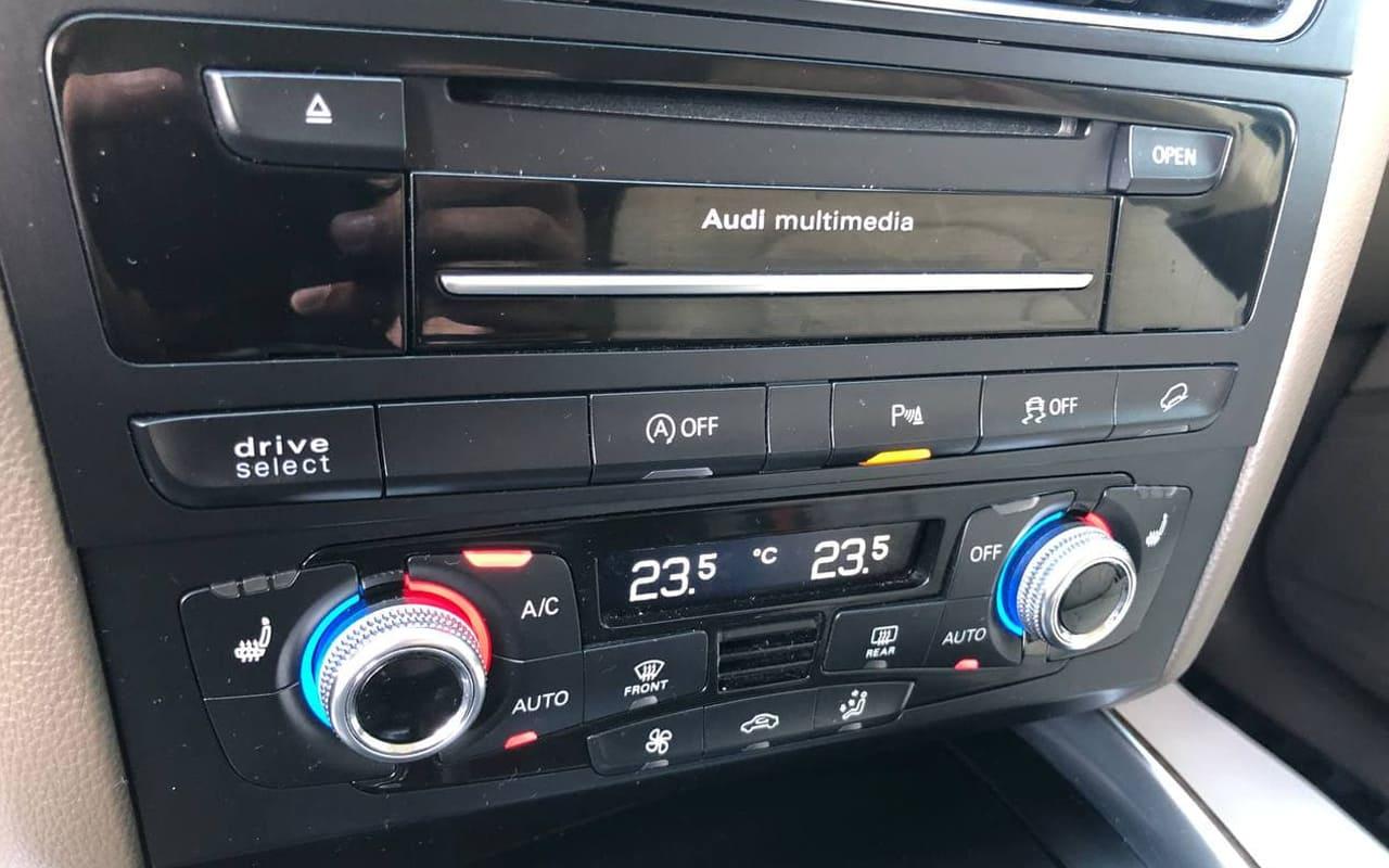 Audi Q5 2014 фото №17
