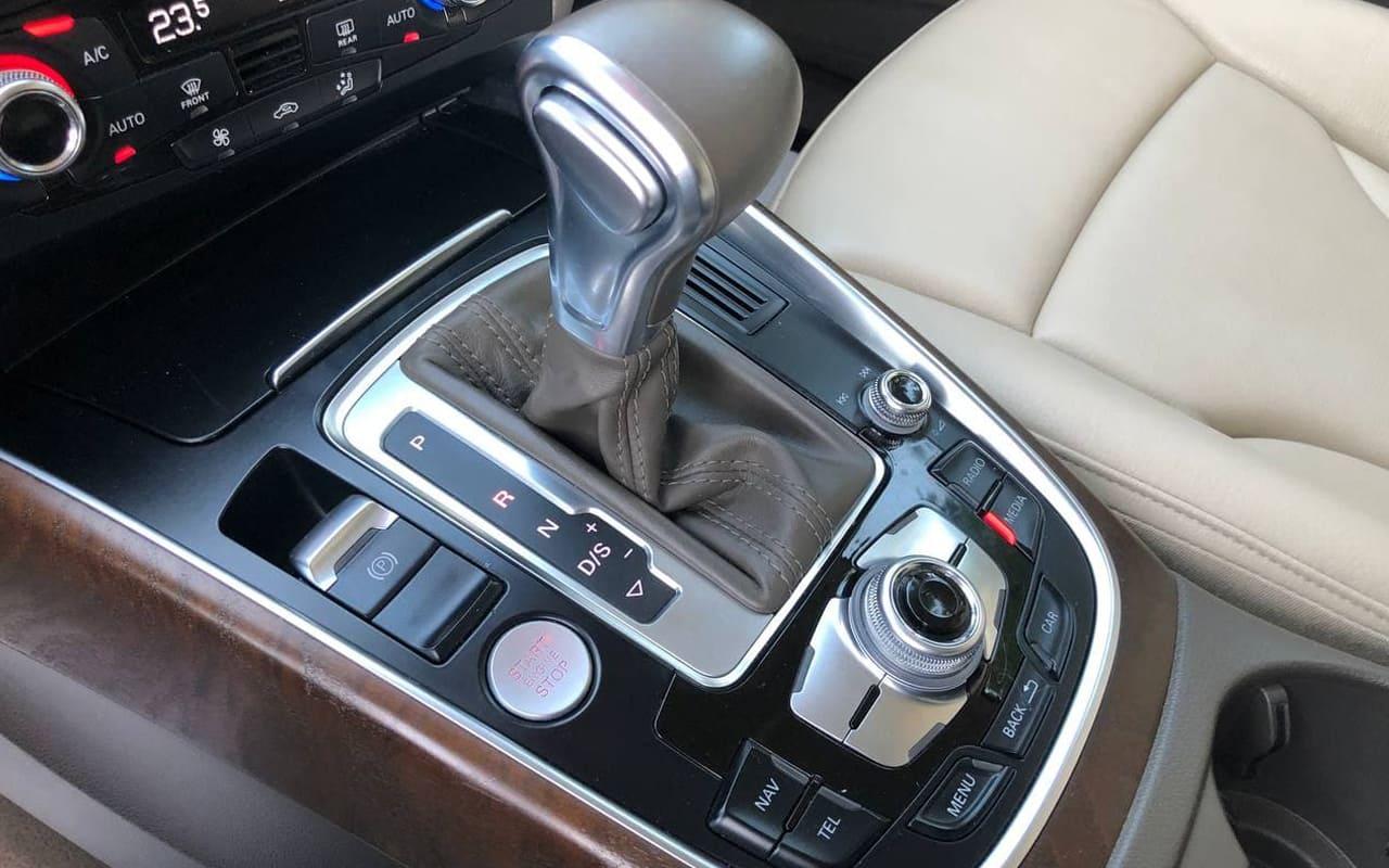 Audi Q5 2014 фото №18