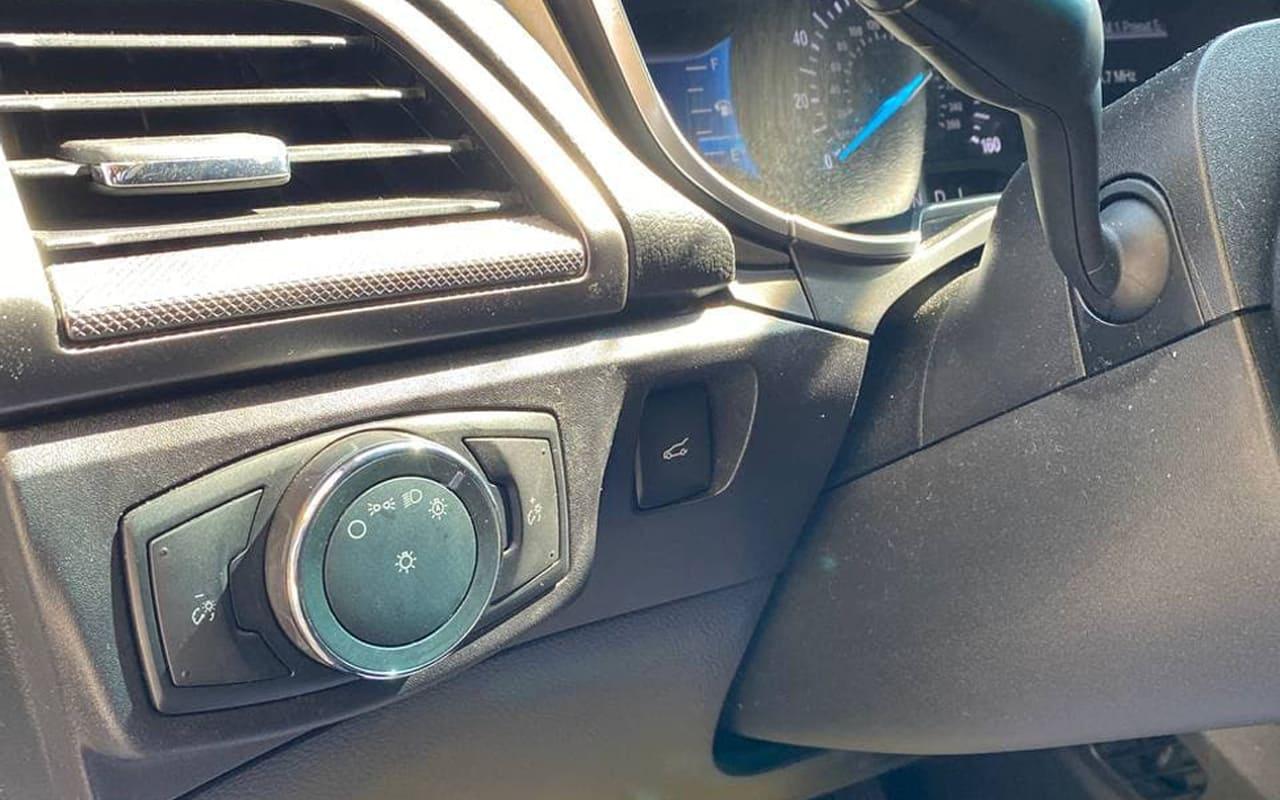 Ford Fusion Se 2017 фото №19