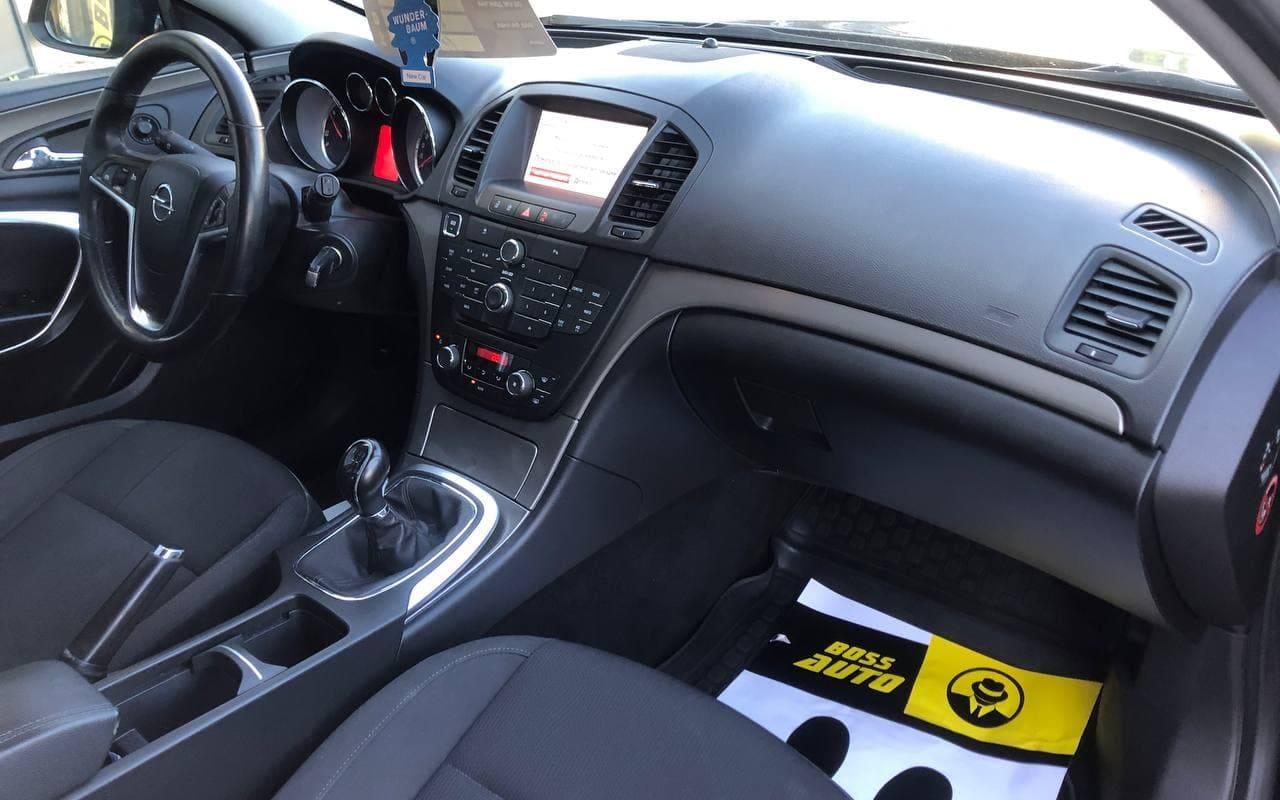 Opel Insignia 2013 фото №14