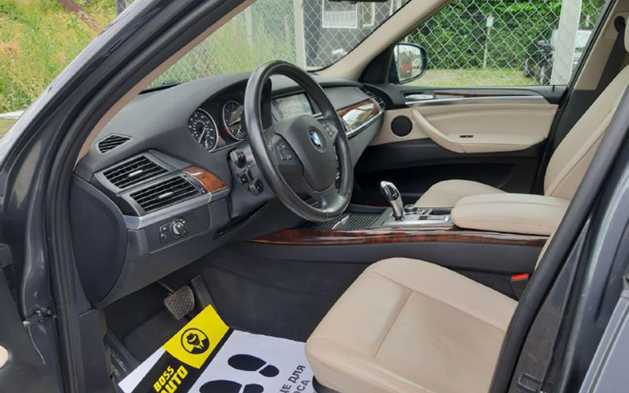 BMW X5 Xdrive35D 2011 фото №7