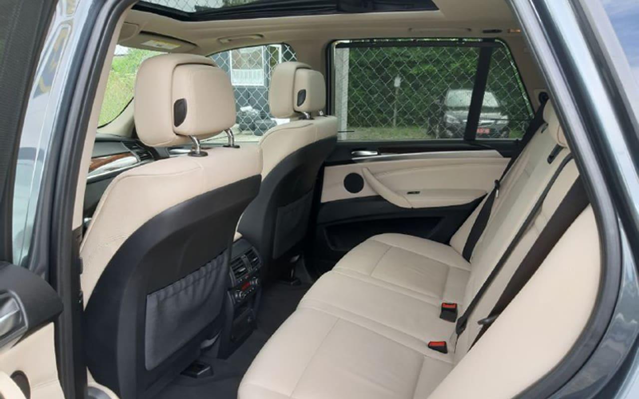 BMW X5 Xdrive35D 2011 фото №8
