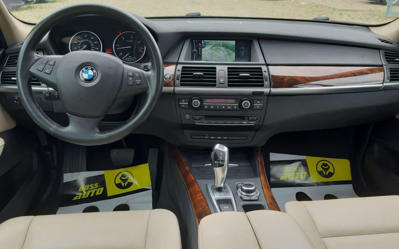 BMW X5 Xdrive35D 2011 фото №9